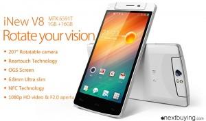 inew v8 smartphones