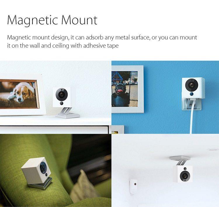 Xiaomi XiaoFang nuova IP Camera di sicurezza