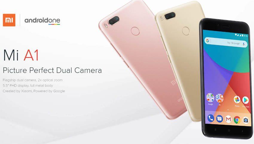 Xiaomi Mi A1 con Android Prezzo Recensione