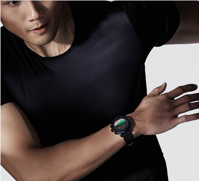 Huami Amazfit Pace 2 ( Stratos ) sport smartwatch 2