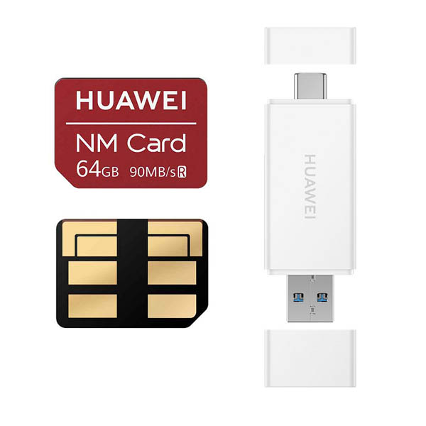 HUAWEI NM Card 64gb 128gb 258gb e Lettore Schede Card Reader
