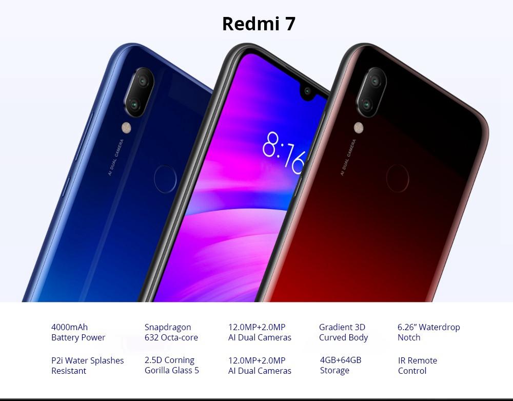 Redmi 7 Global Prezzo Italia
