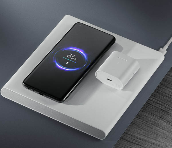 Xiaomi Smart Tracking Wireless caricabatterie  20W