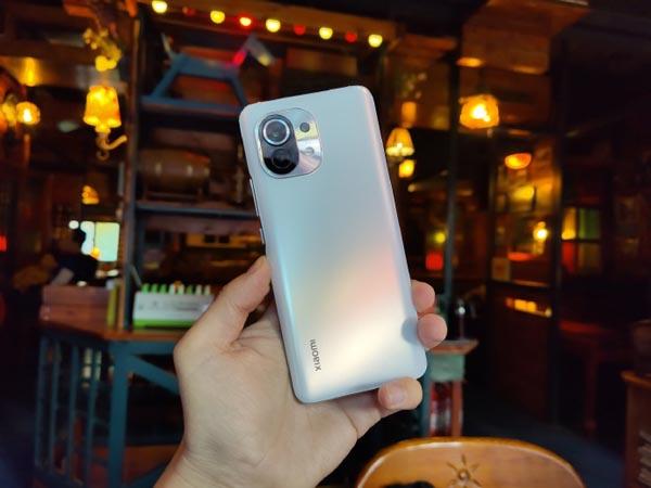 Xiaomi Mi 11 Recensione